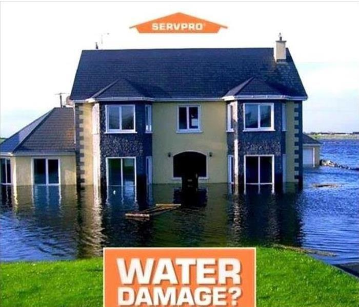 Water Damage It Doesn't Take Long for Water to Damage Your Home or Business