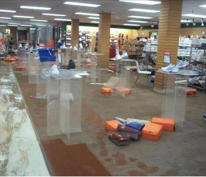 Commercial Restoring Commercial Property After Water Damage